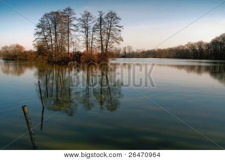 Grand fishery