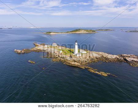Boston Lighthouse on