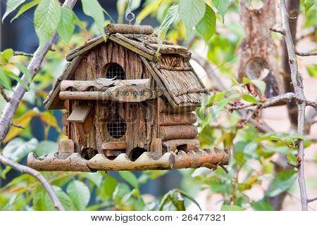 Beauty handmade creative bird box