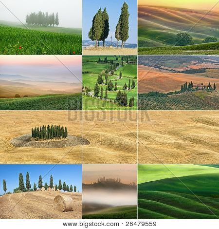 Beautiful pictures from Tuscany, Italy High-resolution images can be found in my portfolio