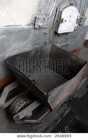 Coal Hand Cart
