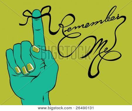 Remember me.
