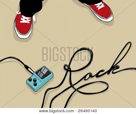 Banda de rock.