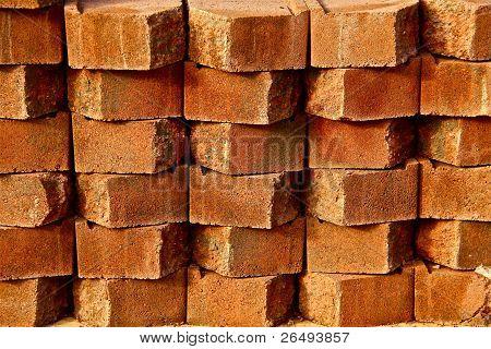 Stacked Bricks