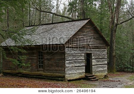 Little Greenbrier Log School