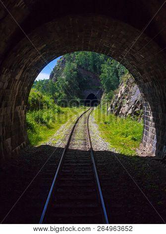 Two Old Stone Mountains Railway