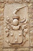 Medieval Emblem poster