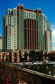 Hotel In The Convention Center Area, Tampa, Florida, Usa