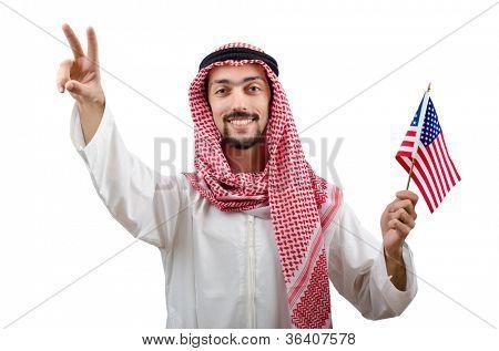 Conceito de diversidade com jovens árabes