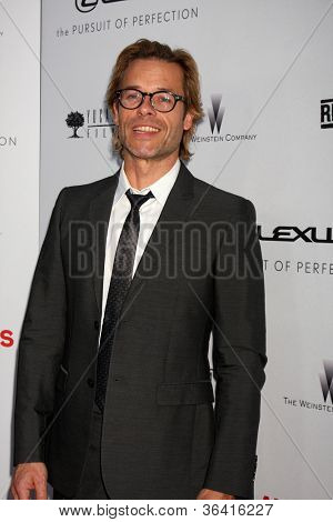 "LOS ANGELES - AUG 22:  Guy Pearce arrives at the ""Lawless"" LA Premiere at ArcLight Theaters on August 22, 2012 in Los Angeles, CA"