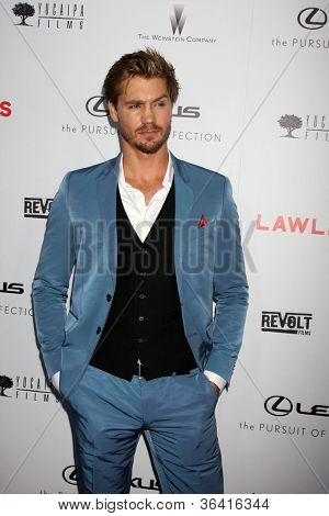 LOS ANGELES - AUG 22: Chad Michael Murray kommt bei der