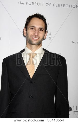 LOS ANGELES - AUG 22:  Michael Benaroya arrives at the
