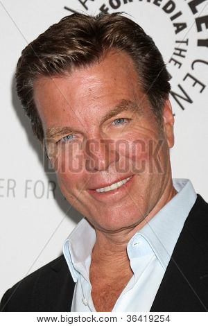 LOS ANGELES - AUG 23:  Peter Bergman arrives at