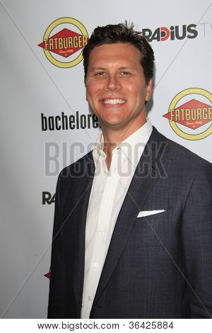 LOS ANGELES - AUG 23: Hayes MacArthur at the premiere of RADiUS-TWC's 'Bachelorette' at ArcLight Cinemas on August 23, 2012 in Los Angeles, California