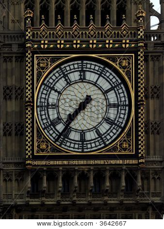 Clock Of Big Ben