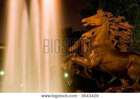 Bronze Horses