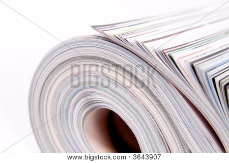 Rolled Magazines