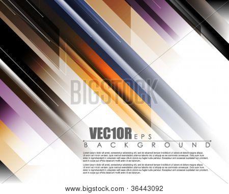 eps10 vector transparent stripes abstract deign