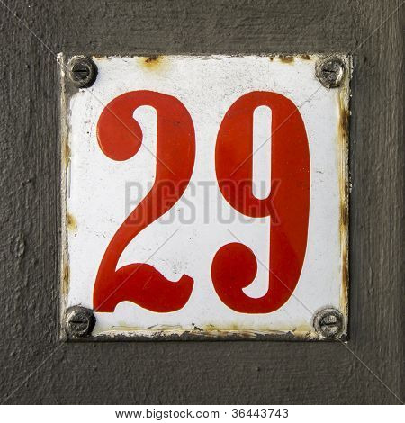 Nr. 29