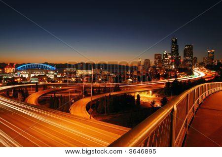Autopistas de Seattle
