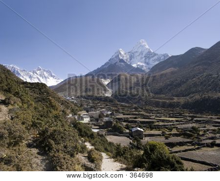 Pangboche, Nepal