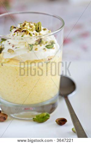 Mango Mousse Dessert