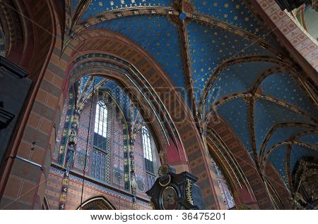 Kircheninnenraums