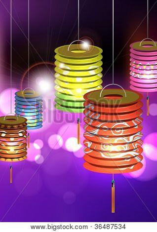 Mid Autumn Festival - Paper Lantern