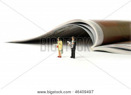 Print Media Readers