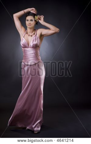 Women In Evening Dress