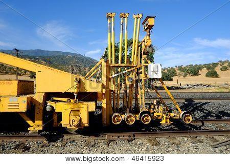Railroad Work Equipment