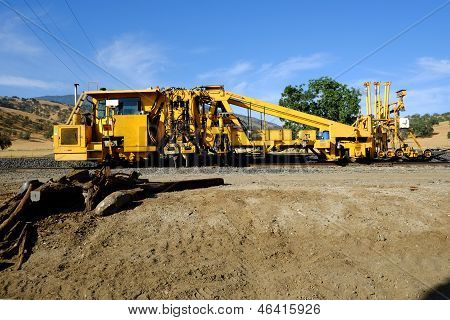 Railroad Work Equipment