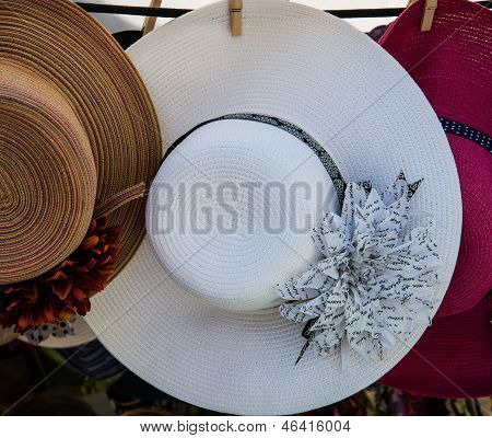 Retro Style Lady's Hats