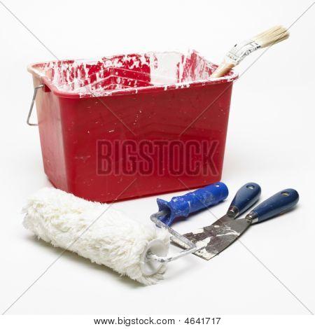 Used Paint Tool