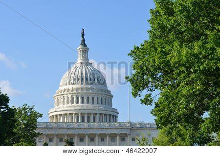 United States Capitol Building dome - Washington DC