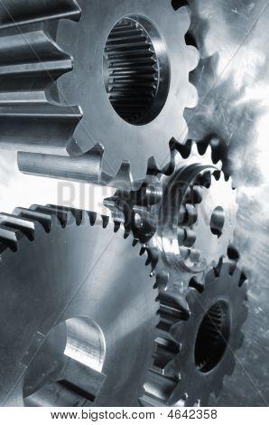 Titanium Gear-machinery
