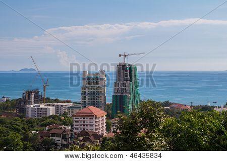 Building Sea