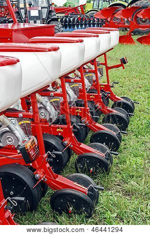 Agricultural Equipment. Detail