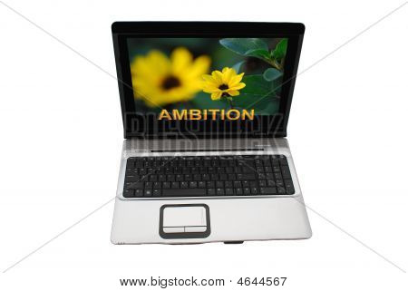 Laptop Expression Ambition