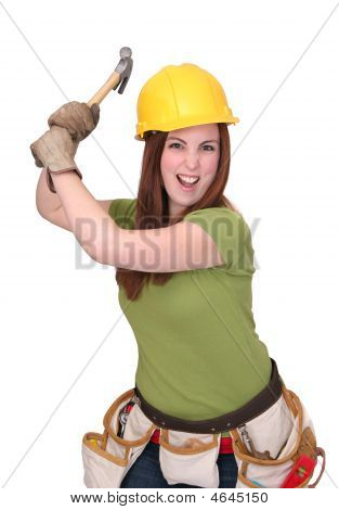 Construction Worker Female