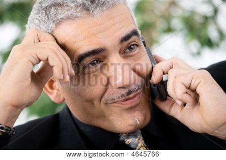 Kaufmann Aufrufen für Telefon