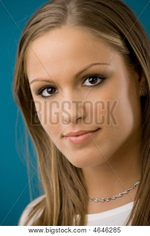 Beautiful Collage Girl