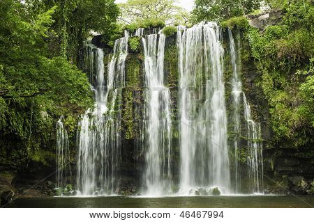 Waterfall-costa Rica