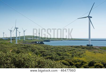 Coastal Wind Farm