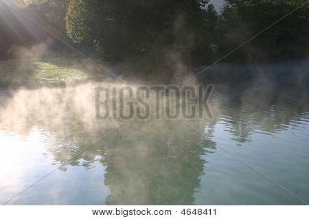 Plitvicka Lakes Mist