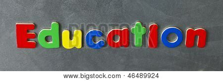 Magnetic  Education  letters