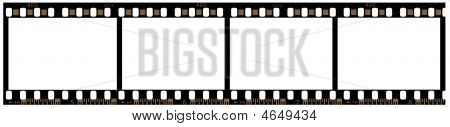 Strip Of 35Mm Film