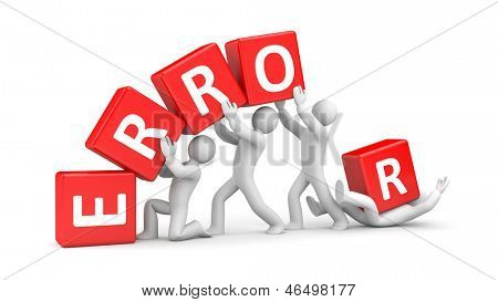 Error metaphor