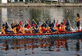 The 2013 Dragon Boat Festival In Taiwan