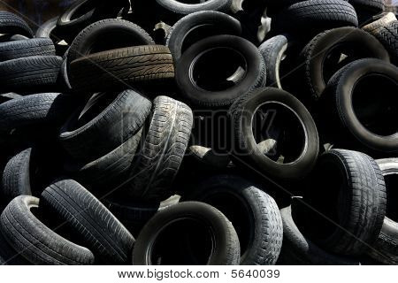 Black Pneumatics Background Texture Pollution